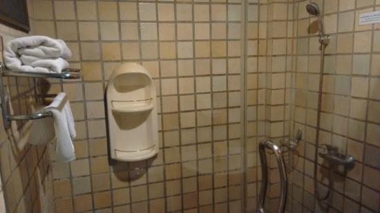 Sri Pat Guest House: Banheiro
