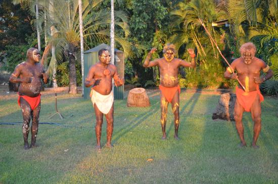 Top End, Australia: Tiwi Dancers