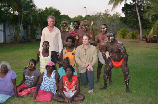 Top End, Australie : Traditional Owners