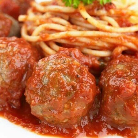 Ristorante Romano: meatballs