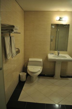 Hotel Kobos : Ванная комната