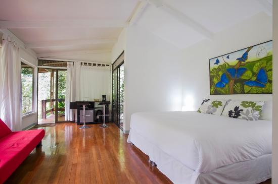 Hotel Quelitales: Suite las Mariposas
