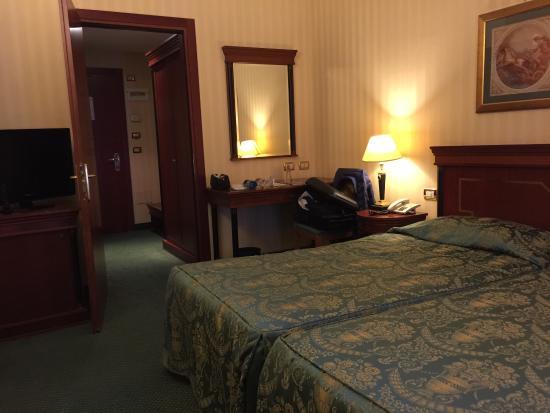 Hotel Europa: Camera