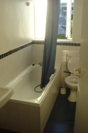 Once in Cape Town: badeværelset på det førsteværelse