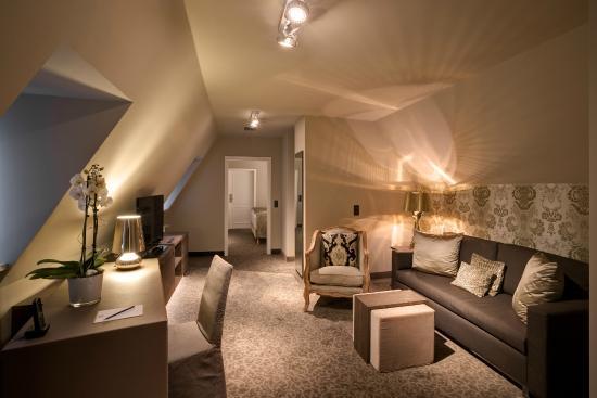Best Western Premier Hotel Rebstock: Suite