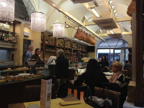 Antica salumeria pancaldi reggio emilia restaurant for Restaurant reggio emilia