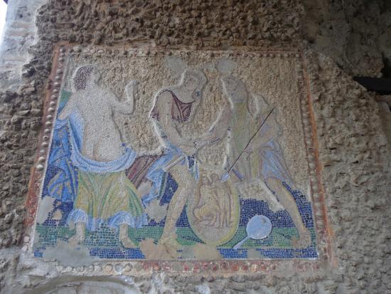 Casa degli Amorini Dorati : House of the Gilded Cupids!!!
