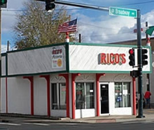 Ricos Pizzeria Englewood Menu Prices Restaurant