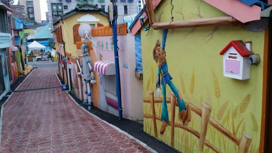 写真Songwol-dong Fairytale Village枚