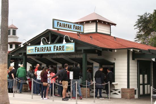 Fairfax Fare: Fairfax for Lunch