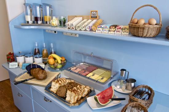 Hotel Oepkes: Ontbijt