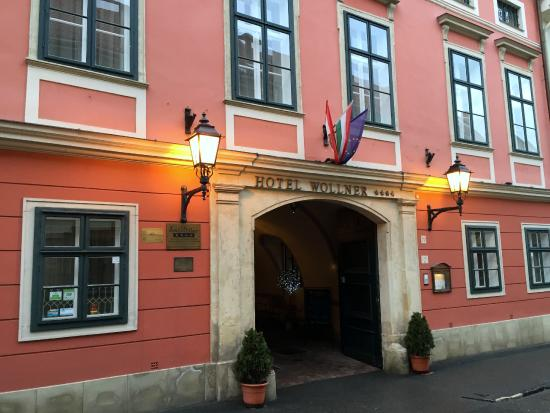 Photo of Hotel Wollner Sopron