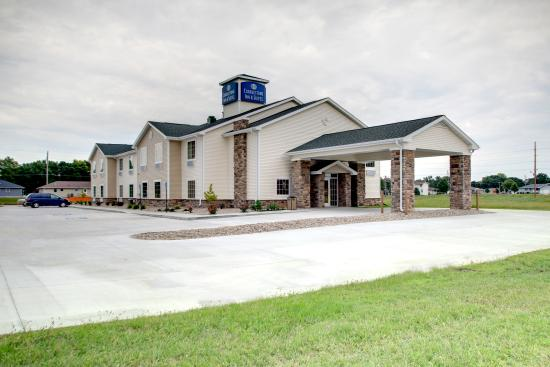 Cobblestone Inn and Suites Schuyler, NE