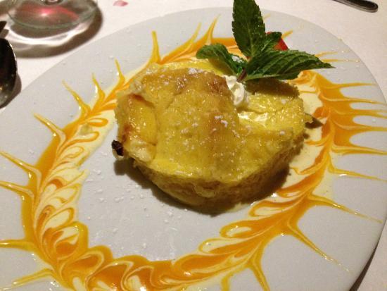 Taste Cafe & Bistro: Apricot Bread Pudding
