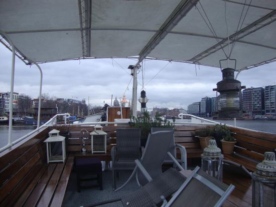Hotelboat Zwaan: Convés