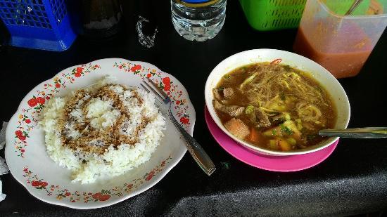 Warung Soto Amin Ligut