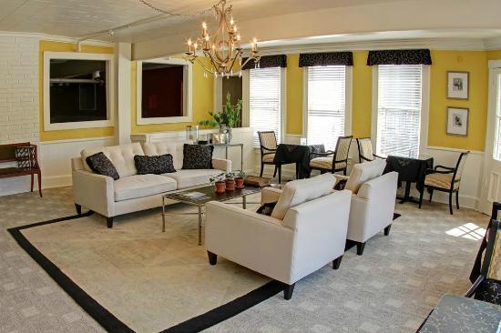 Jarrett House Rooms