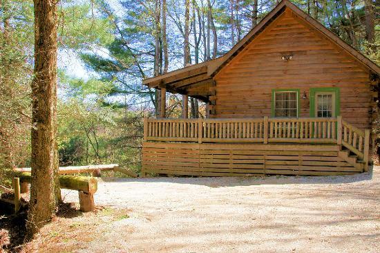 Montebello, Βιρτζίνια: Seven Ridges Cabin