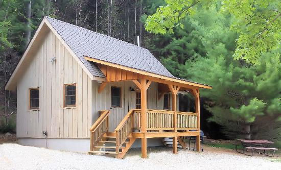 Montebello, Βιρτζίνια: Crabtree Cabin