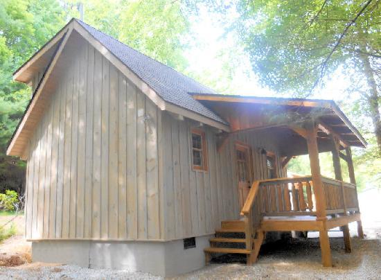 Montebello, VA: Spyrock Cabin