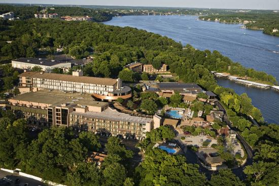 Lake Ozark, MO: World-class spa experience on the shores of Missouri's Lake of the Ozarks