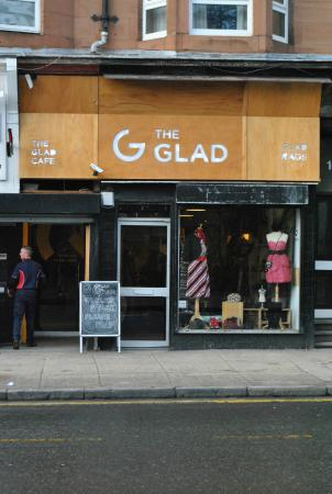 The Glad Cafe