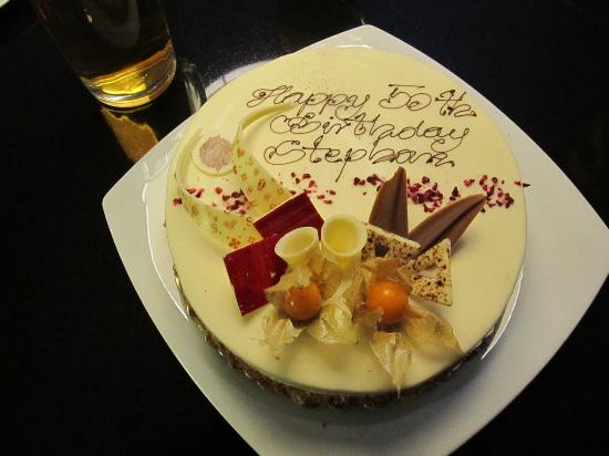 Hampton By Hilton Berlin City West My 50th Birthday Cake Organised Wife But
