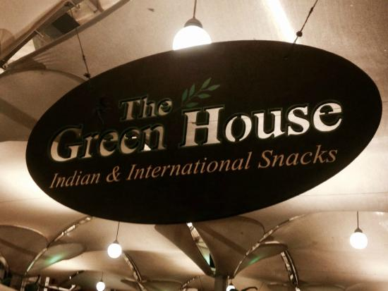 The Green House: The Logo