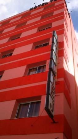 Hotel Tej: NOUVELLE FACADE