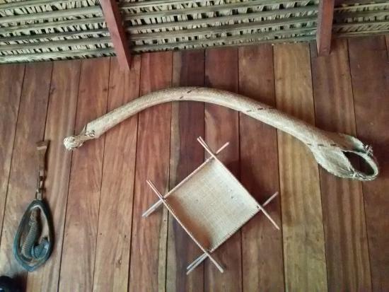 Juma Amazon Lodge: a decoração original do apartamento