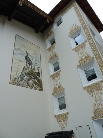 Hotel el Paster: Retro hotel