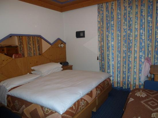 Hotel el Paster: Camera