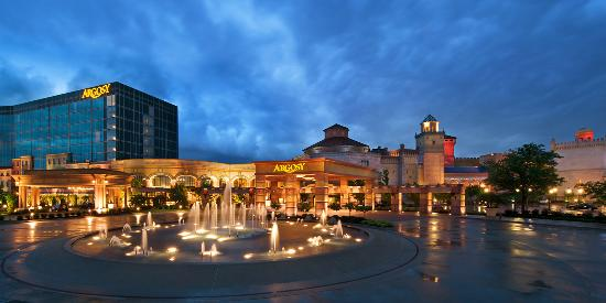 Argosy Casino Hotel & Spa Kansas City: Minutes from downtown and Kansas City International Airport