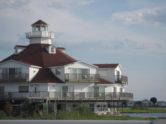 Lighthouse Club Hotel an Inn at Fager's Island: The LightHouse