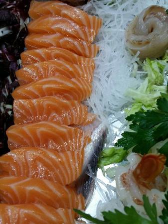Itasushi Restaurant Wok