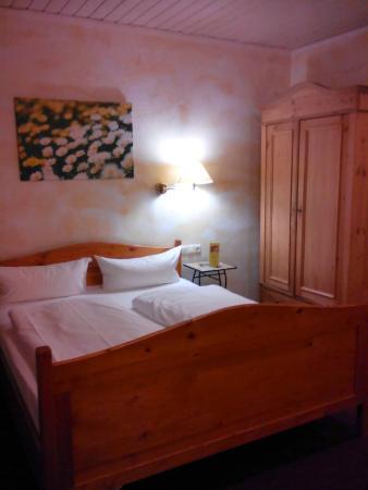 Landhotel Klingerhof: Зэ бэд