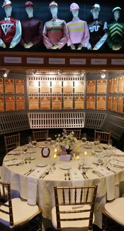 National Museum of Racing and Hall of Fame: Hall of Fame Gallery Dinner