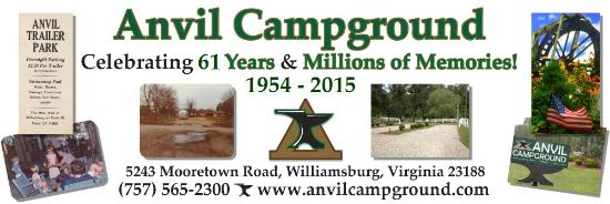 Anvil Campground: Celebrating 61 years and Millions of Memories! 1954-2015