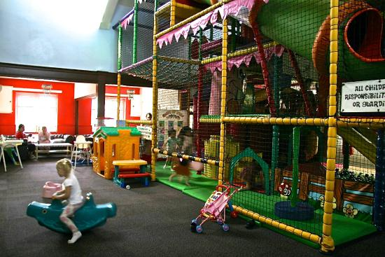The Magical Forest Children's Play Centre