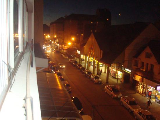 Hotel Tivoli : vista desde el hotel