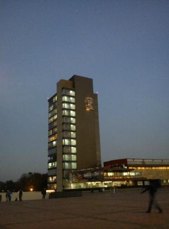 Ciudad Universitaria: Rectoría
