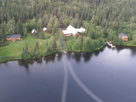 Winterlake Lodge: The Real Alaska
