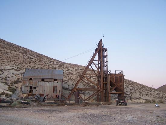 Desert Queen, Tonopah Historic Mining Park