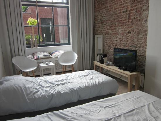 Bed and breakfast haarlem