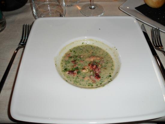 u56 restaurant Cafè: Antipasto