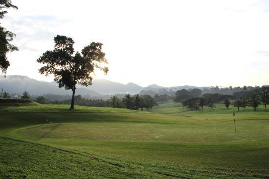 Enison Lodge : Поле для гольфа
