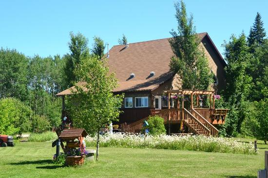 Evergreen Birch Lodge