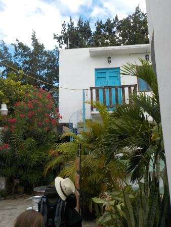 Hostal del Fraile: Chambre privé 2e étage