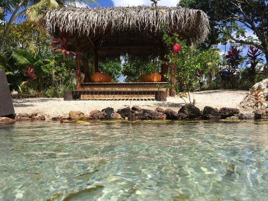 Rio do Fogo, RN: Area relax