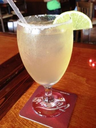 Don Pepper's Mexican Grill and Cantina: Delicious Margaritas